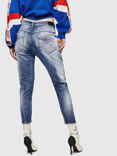 Diesel - Fayza JoggJeans 0870N, Medium blue - Jeans - Image 2