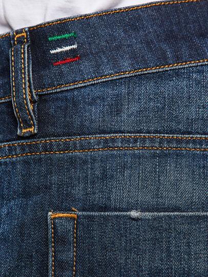 Diesel - Tepphar 009JT, Dark Blue - Jeans - Image 5