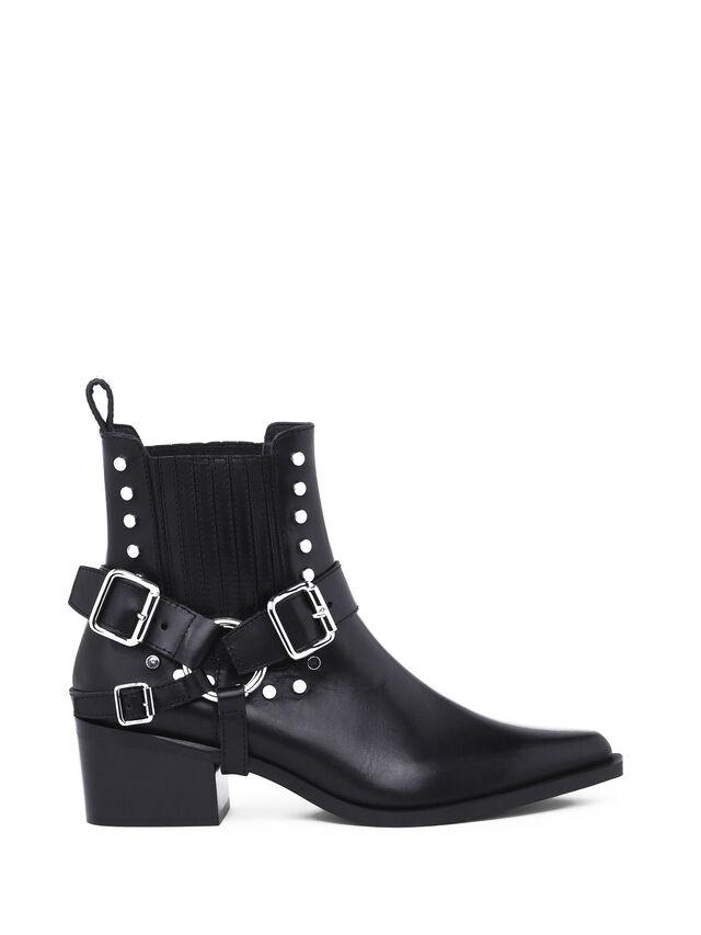 Diesel - DEIMOS, Black - Dress Shoes - Image 1