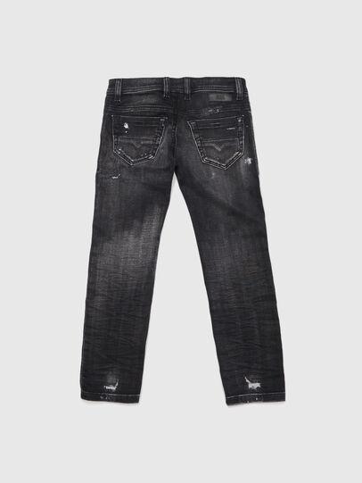 Diesel - THOMMER-J JOGGJEANS, Black/Dark grey - Jeans - Image 2