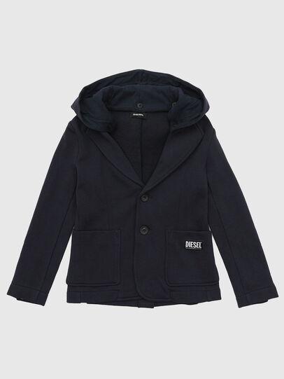 Diesel - SBANNY, Dark Blue - Sweaters - Image 1