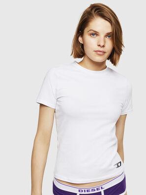 UFTEE-ROUNDFEM, White - T-Shirts