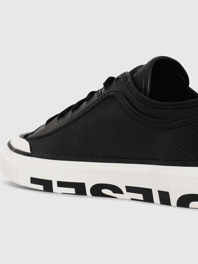 Diesel - S-ASTICO LOW LOGO, Black - Sneakers - Image 4