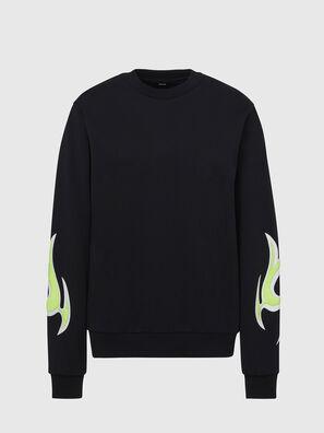 F-ANG-E1, Black - Sweaters