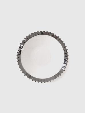 10989SIL MACHINE, White - Plates