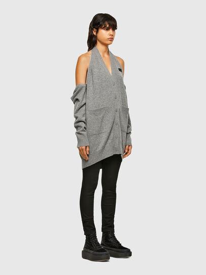 Diesel - M-CLEO, Grey - Knitwear - Image 5