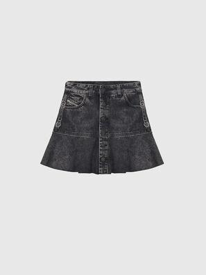 DE-BETHY, Black/Dark grey - Skirts
