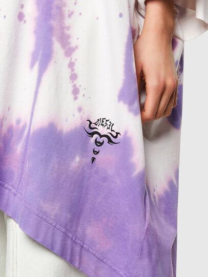 Diesel - D-EXTRA-A1, Violet - Dresses - Image 4