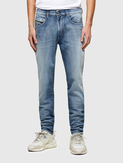 Diesel - D-Strukt 009NS, Light Blue - Jeans - Image 1