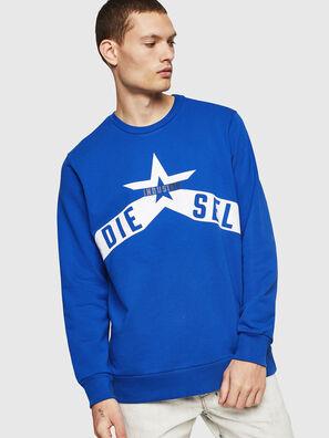 S-GIR-A2, Brilliant Blue - Sweaters
