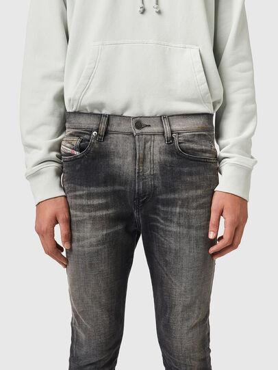 Diesel - D-Amny 09A88, Black/Dark grey - Jeans - Image 3