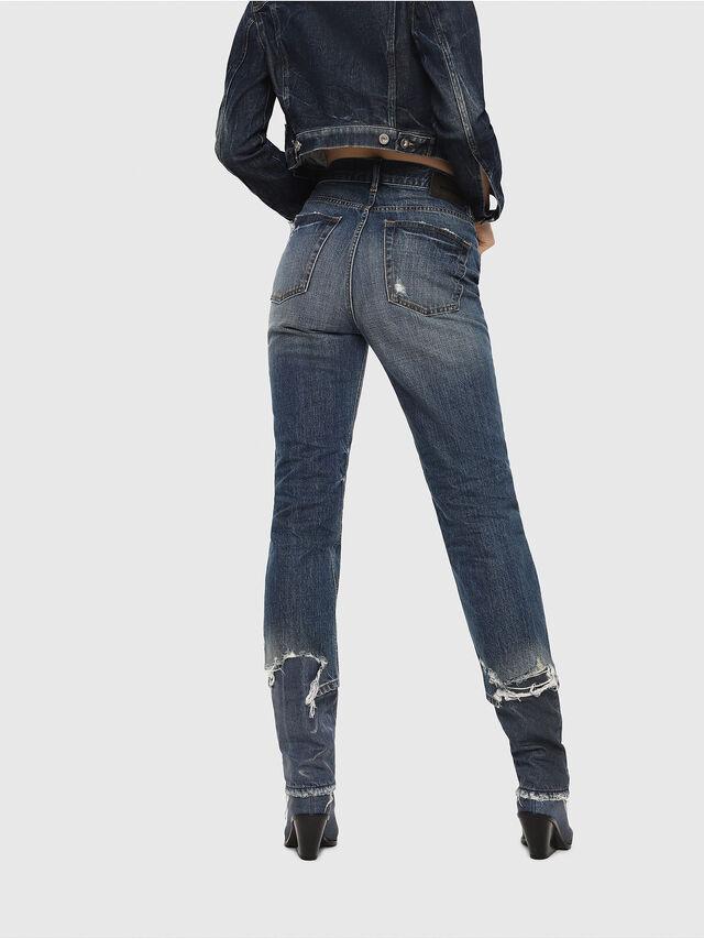 Diesel - Aryel 080AH, Medium blue - Jeans - Image 2
