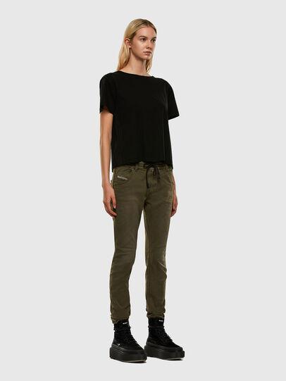 Diesel - Krailey JoggJeans 0670M, Military Green - Jeans - Image 5