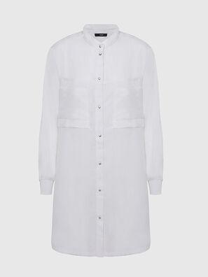 D-SUPER-D, White - Dresses