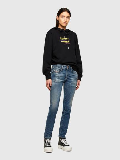 Diesel - D-Ollies JoggJeans® 069UW, Medium blue - Jeans - Image 5