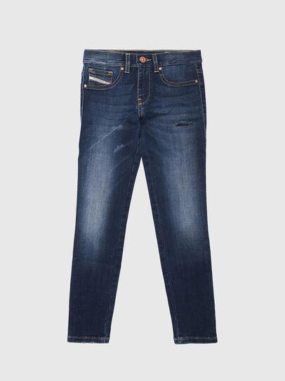 Diesel - DHARY-J, Dark Blue - Jeans - Image 1
