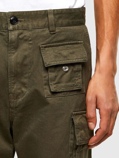 Diesel - P-COR, Military Green - Pants - Image 3