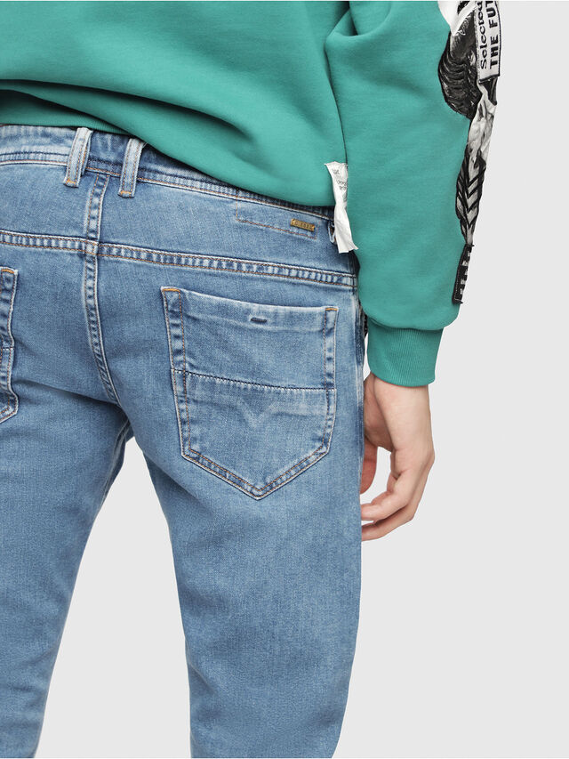 Diesel - Thommer 087AR, Light Blue - Jeans - Image 3
