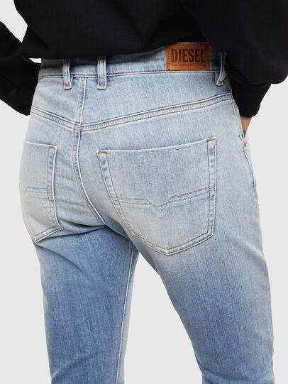 Diesel - Krailey JoggJeans 0099R, Light Blue - Jeans - Image 4