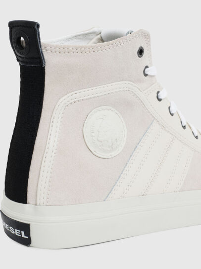 Diesel - S-ASTICO MC LOGO, Pink/White - Sneakers - Image 4