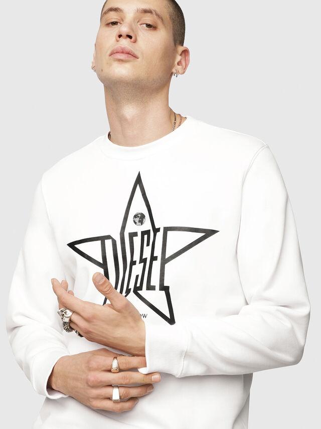 Diesel - S-GIR-YA, White - Sweaters - Image 4