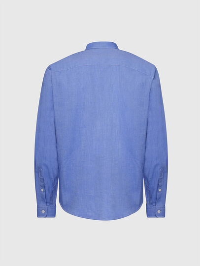 Diesel - S-JAMES, Light Blue - Shirts - Image 2