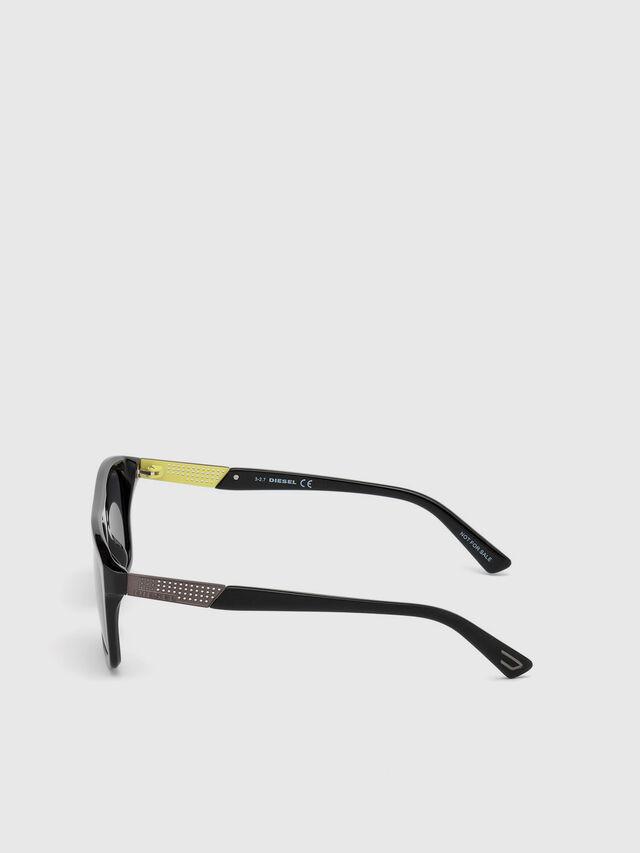 Diesel - DL0268, Black - Sunglasses - Image 3