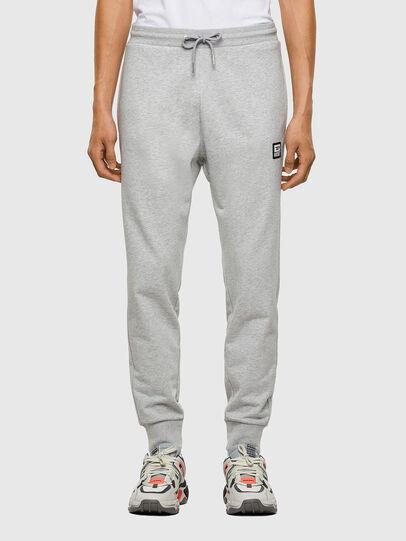 Diesel - P-TAR-KA, Light Grey - Pants - Image 1
