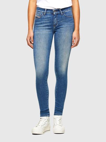 Diesel - Slandy 009QS, Light Blue - Jeans - Image 1