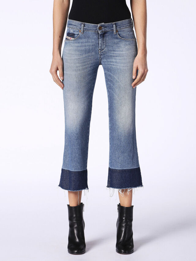 SANDY-KICK-R 084TF, Blue Jeans