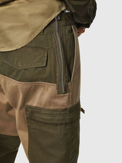 Diesel - P-LUKK, Military Green - Pants - Image 5