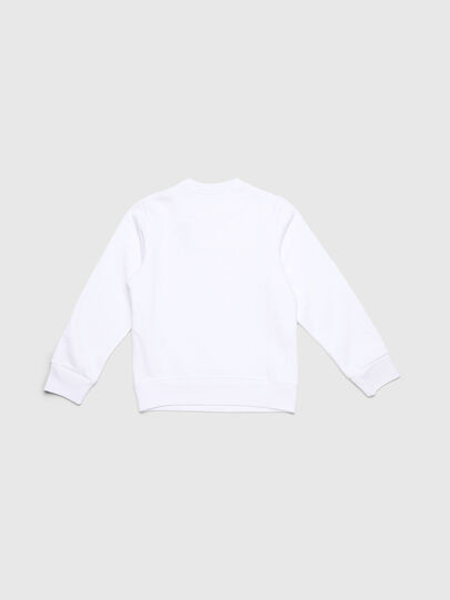 Diesel - SGIRDIE, White - Sweaters - Image 2