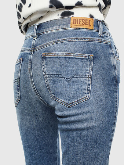 Diesel - Sandy 009AA, Medium blue - Jeans - Image 4