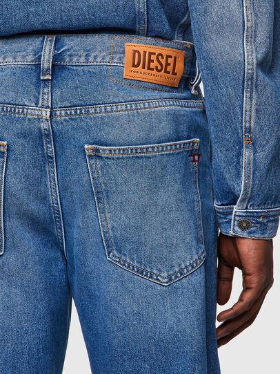 Diesel - D-Macs 009MG, Medium blue - Jeans - Image 4