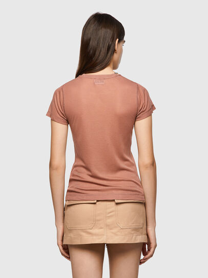 Diesel - T-CHAINE, Light Brown - Tops - Image 2