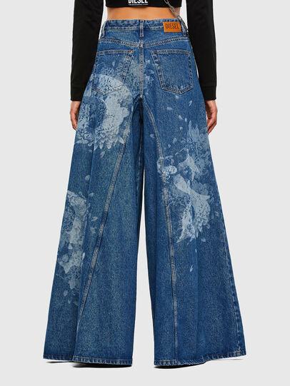 Diesel - D-Spritzz 009GV, Medium blue - Jeans - Image 2