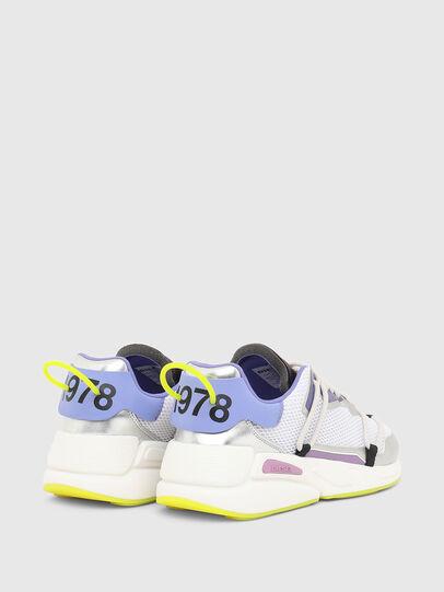 Diesel - S-SERENDIPITY LC EVO, Light Blue - Sneakers - Image 3