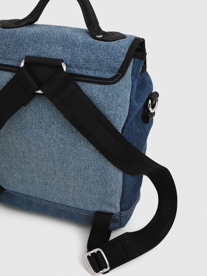 Diesel - DENIPACK, Blue Jeans - Backpacks - Image 7