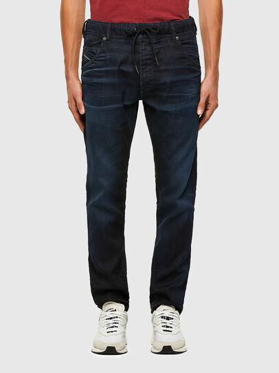 Diesel - KROOLEY JoggJeans® 069QF, Dark Blue - Jeans - Image 1