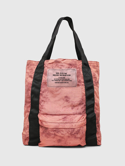 Diesel - SHOPAK, Red - Shopping and Shoulder Bags - Image 1