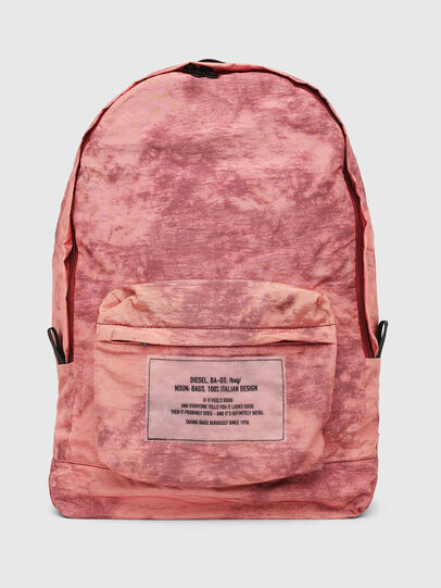 Diesel - BAPAK, Red - Backpacks - Image 1