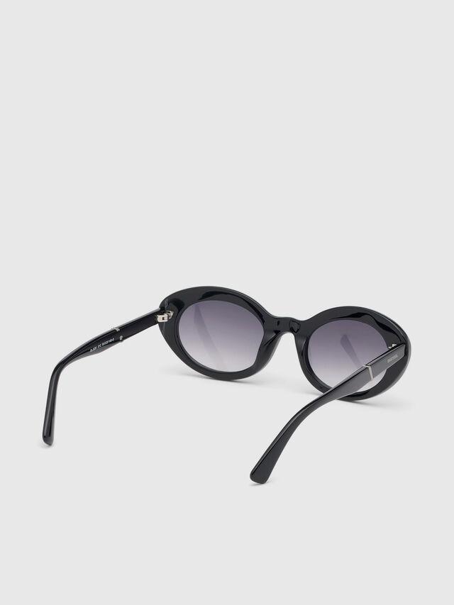 Diesel - DL0281, Black - Sunglasses - Image 4