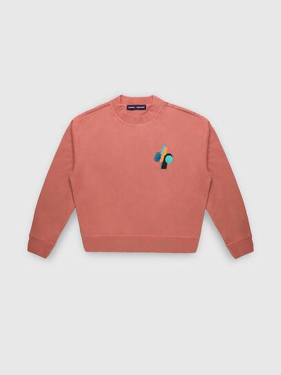 Diesel - PR-SW02, Pink - Sweaters - Image 1