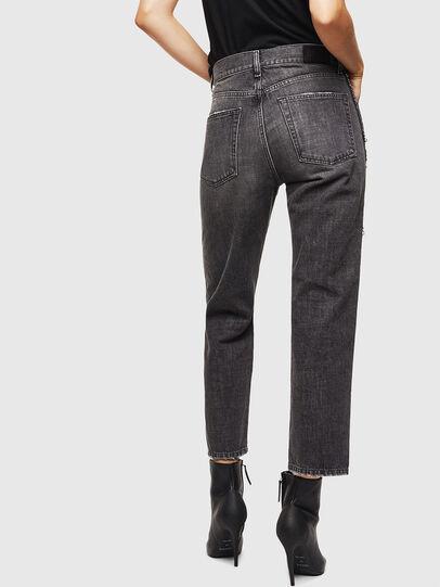 Diesel - Aryel 0096I, Black/Dark grey - Jeans - Image 2