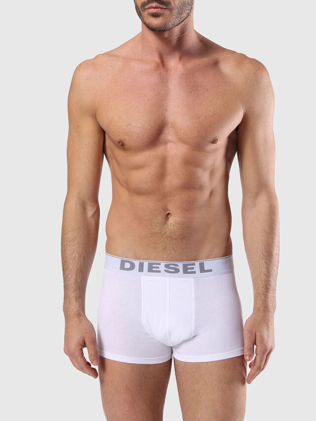 Diesel UMBX-KORY, White - Trunks - Image 1