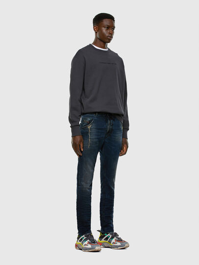 Diesel - KROOLEY JoggJeans® 069NP, Dark Blue - Jeans - Image 7