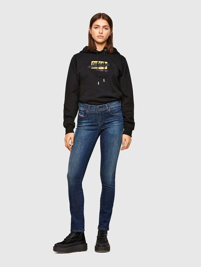 Diesel - Sandy 009HL, Dark Blue - Jeans - Image 5