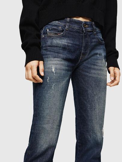 Diesel - D-Rifty 089AL, Dark Blue - Jeans - Image 3