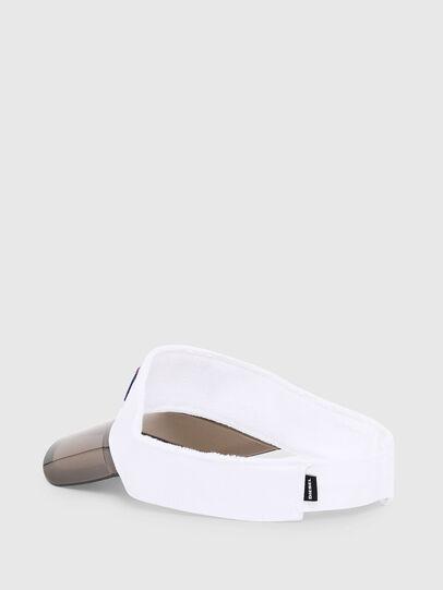 Diesel - VISOR-MAX, White - Underwear accessories - Image 2