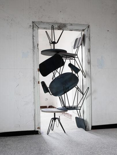 Diesel - DL0F01 OVERDYED, Indigo - Chairs - Image 4